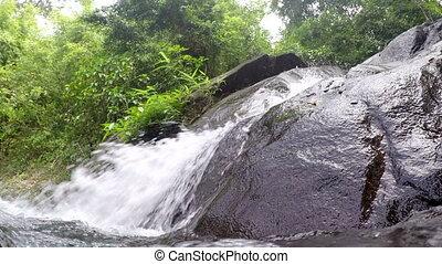 Waterfall on Phuket