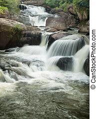waterfall power of nature