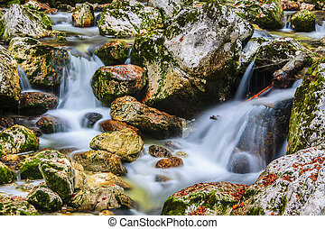 Waterfall Savica, Slovenia