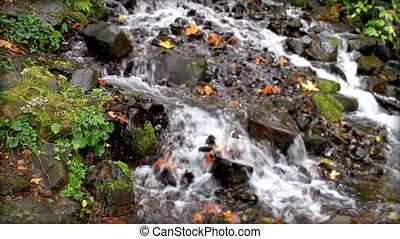 Waterfall tilt shift two - Tilt Shift Waterfall 30 FPS 1080P...