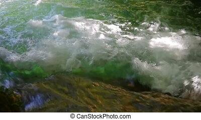 Waterfall - Water Splash in waterfall
