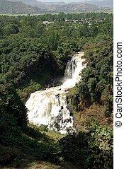 Waterfalls in Ethiopia