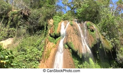 Waterfalls in Topes de Collantes