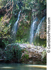 waterfalls of Kursunlu, Antalya, Turkey