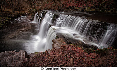 Waterfalls of South Wales
