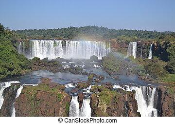 Waterfalls Rainbow