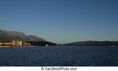 Waterfront Tivat, Montenegro. Kotor Bay - Waterfront Tivat,...
