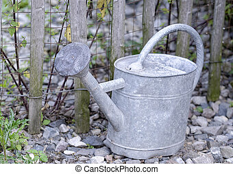 Watering can - old watering can