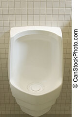 Waterless Urnial - A waterless urinal that is the wave for...