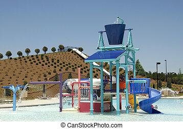 Waterpark Playground