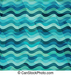 waterpatroon, grunge, seamless, effect