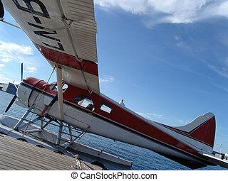 waterplane - nearly ready for takeoff
