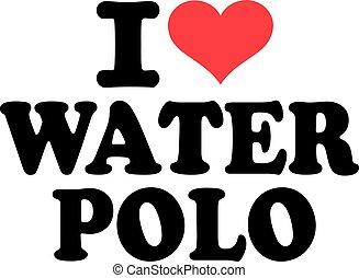 waterpolo, miłość