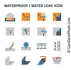 waterproofing water leak - Waterproofing and water leak...