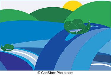 waters.., nosso, conservação