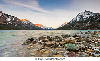 Waterton Lake National Park