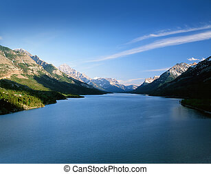 Waterton Lakes - Waterton Lakes National Park, Alberta, Canada