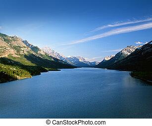 Waterton Lakes - Waterton Lakes National Park, Alberta, Canada