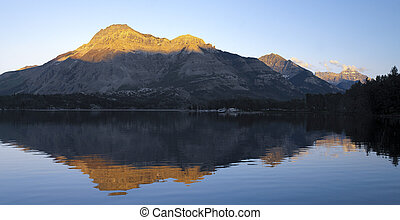 Waterton National Park - British Columbia - Canada - The...
