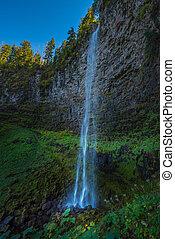 Watson Falls Clearwater River Douglas County Oregon