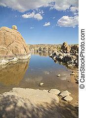 Watson Lake Scenic - scenic watson lake prescott arizona