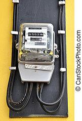 watthour meter