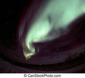 Wave Aurora Arc