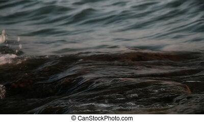 wave cliff
