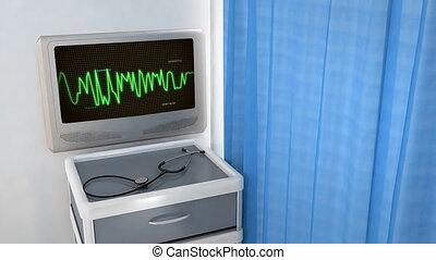wave code in screen