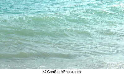 Wave in the black sea. - Wave in the black sea