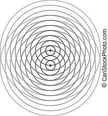 Wave interference (optics, physics)