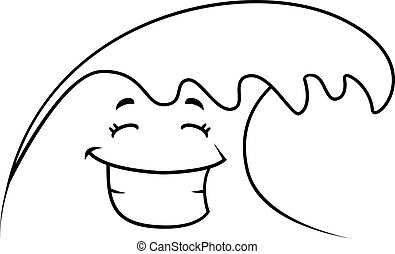 Wave Smiling