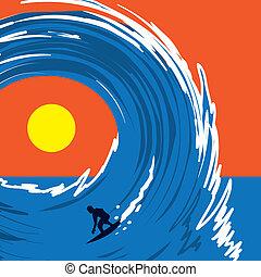 Wave Surfer
