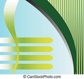 Wave vector background