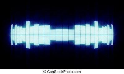 Waveform - Animation of waveform