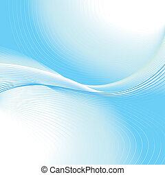 wavelines, plano de fondo