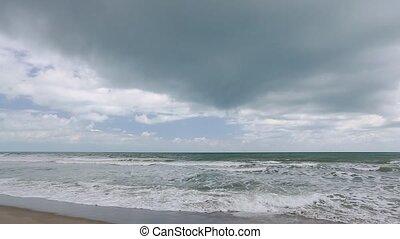 Waves and Clouds Loop