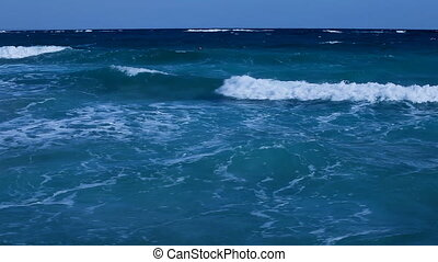 Waves At The Beach 2