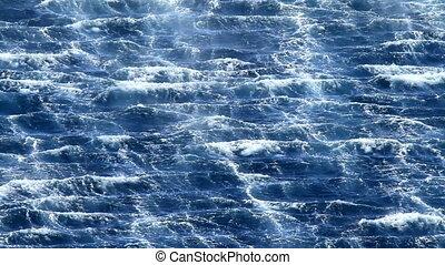 Waves - Stromy sea