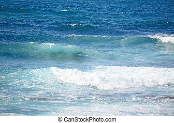 waves in Argentiera