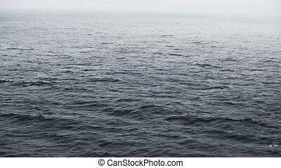 Waves - Sea waves.