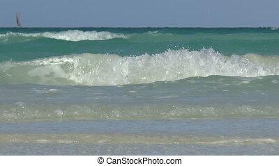 Caribbean Sea.