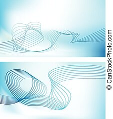 waves wavy background abstract lines water design