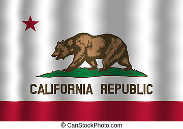 california flag clipart and stock illustrations 1 715 california rh canstockphoto com california flag vector art california republic flag vector