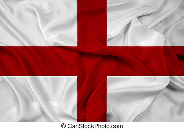Waving Flag of Genoa