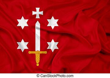 Waving Flag of Haarlem