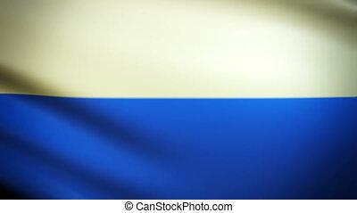 Waving Flag San Marino Punchy
