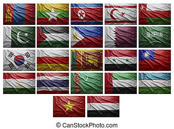 Countries Of Y Flag Maps And Flag Badges Of Some Of The Countries