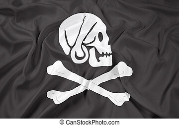 Waving Henry Every Pirate Flag