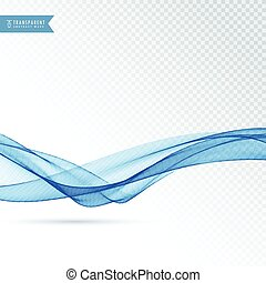 wavy background in blue color